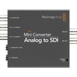 Mini Converter Analog to SDI