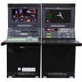 OBV Rack Mobile Video Switcher Rack